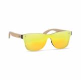 ALOHA Okulary przeciwsłoneczne z logo (MO9863-08)