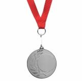 Medal Athlete Win, srebrny z logo (R22173.01)