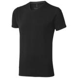 Elevate Męski T-shirt organiczny Kawartha z krótkim rękawem (38016996)