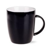 Kubek MINI SPECTA 280 ml czarny / biały (M036_LA_F0280_0000)