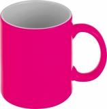 Kubek ceramiczny - neon z logo (8017211)