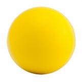 Antystres Ball, żółty z logo (R73934.03)