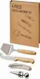 AVENUE 4-częściowy zestaw do wina i serów Reze (11301100)