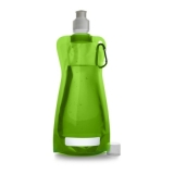 Składana butelka 420 ml z karabińczykiem (V6503-10)