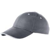 Elevate 6-panelowa czapka typu sandwich Brent (38656920)