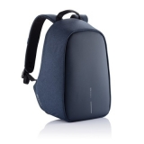 """Bobby Hero Small plecak na laptopa do 13,3"""" i tablet 12,9"""", chroniący przed kieszonkowcami, wykonany z RPET (V0996-04)"""