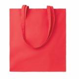 COTTONEL COLOUR ++ Bawełniana torba na zakupy z logo (MO9846-05)