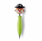 FUNWOO Długopis z zabawną główką z nadrukiem (MO7442-48)