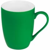 Kubek ceramiczny - gumowany z logo (8065509)