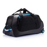 Duża torba sportowa, podróżna na kółkach (P750.005)
