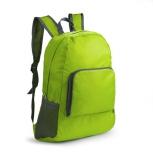 Plecak składany ORI zielony jasny (20223-13)