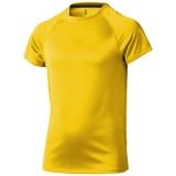 Elevate Dziecięcy T-shirt Niagara z krótkim rękawem z tkaniny Cool Fit odprowadzającej wilgoć (39012105)