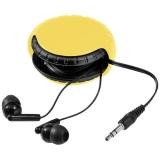 Słuchawki douszne Windi z opakowaniem na kabel (10822410)