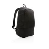 """Plecak chroniący przed kieszonkowcami, plecak na laptopa 15,6"""", ochrona RFID (P762.481)"""