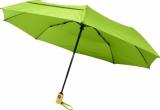AVENUE Składany, automatycznie otwierany/zamykany parasol Bo 21? wykonany z plastiku PET z recyklingu (10914309)