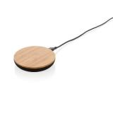 Ładowarka bezprzewodowa 5W Bamboo X (P308.279)