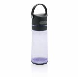 Butelka sportowa 650 ml Party 3 w 1, głośnik, lampka LED (P436.325)