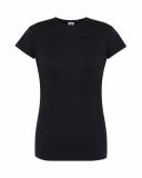 T-shirt Damski PREMIUM BLACK (TSRL PRM BK)