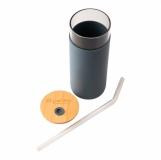 Szklanka/kubek Upscale 450 ml, granatowy  (R08267.42)