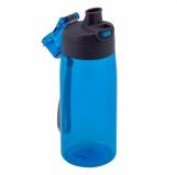Bidon Spy 550 ml, niebieski z logo (R08254.04)