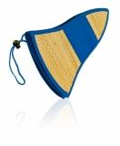Składany kapelusz plażowy (V8604-04)