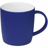 Kubek ceramiczny - gumowany z logo (8065404)