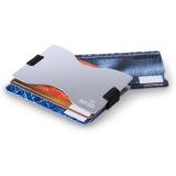 Etui na karty kredytowe, ochrona RFID (V9854-32)
