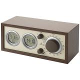 Avenue Klasyczne radio z termometrem  (10801100)