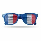 FLAG FUN Okulary przeciwsłoneczne z logo (MO9275-37)