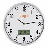 Analogowy zegar ścienny CrisMa z nadrukiem (4124006)