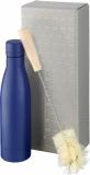 Avenue Miedziana izolowana próżniowo butelka Vasa z zestawem szczotek (10061404)