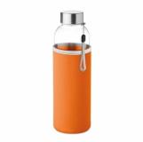 UTAH GLASS Butelka szklana 500ml z logo (MO9358-10)