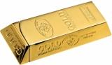 Zapalniczka - sztabka złota z logo (9874198)