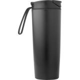 Kubek 450 ml, podwójne ścianki, przyssawka (V9474-03)