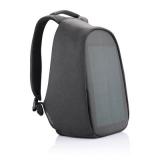 Bobby Tech plecak chroniący przed kieszonkowcami z panelem słonecznym, ochrona RFID (P705.251)