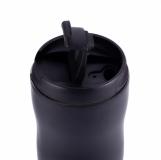 Kubek izotermiczny Tromso 250 ml, czarny z logo (R08488.02)