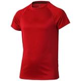 Elevate Dziecięcy T-shirt Niagara z krótkim rękawem z tkaniny Cool Fit odprowadzającej wilgoć (39012255)