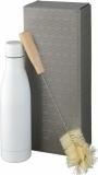 Avenue Miedziana izolowana próżniowo butelka Vasa z zestawem szczotek (10061401)