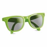 AUDREY Składane okulary słoneczne z logo (MO8019-48)