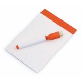Magnetyczna tablica do pisania, pisak, gumka (V7560-07)