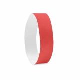 TYVEK# Opaska na rękę Tyvek® z logo (MO8942-05)