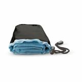 DRYE Ręcznik sportowy w etui z logo (KC6333-04)