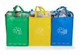 Torby do segregacji odpadów RECIDO barwny (20227)