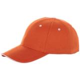 Elevate 6-panelowa czapka typu sandwich Brent (38656330)