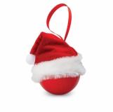 BOLIHAT Świąteczna bombka w mikołajowe  (CX1377-05)