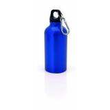 Butelka sportowa 400 ml z karabińczykiem (V7647-04)