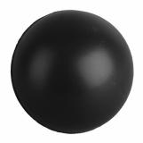 Antystres Ball, czarny z nadrukiem (R73934.02)