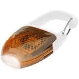 Odblaskowy karabińczyk z diodą LED (10425604)
