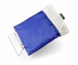 Skrobaczka z rękawicą niebieska (29059-03)
