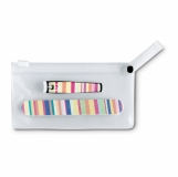 ARME Kpl do manicure w etui z logo (IT3706-99)